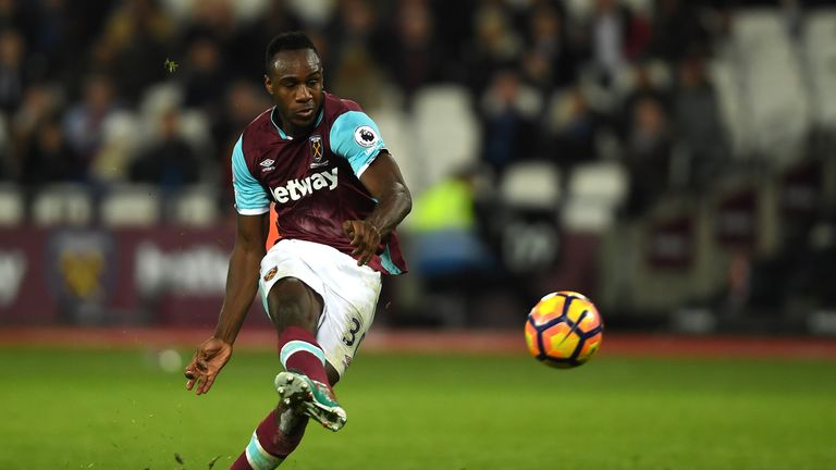 Antonio thrived in a right wing-back role for the Hammers under Bilic