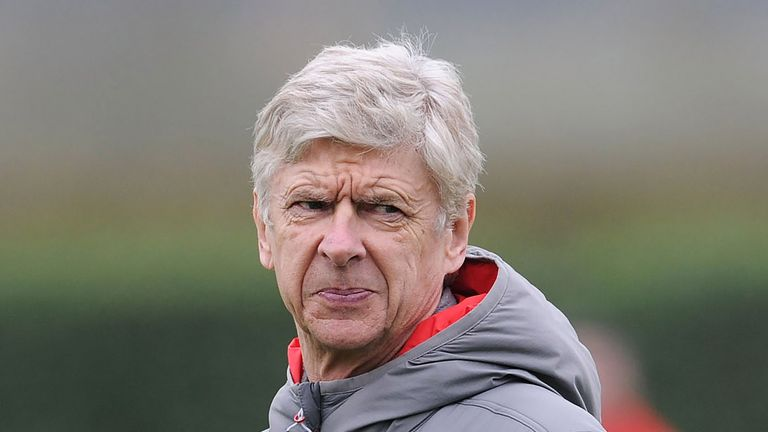 Arsene Wenger says his future will be discussed after the FA Cup final on May 27