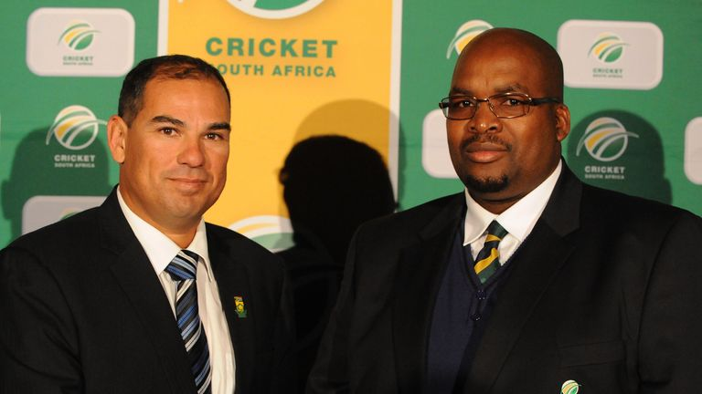 Former CSA President Chris Nenzani announced plans for a new franchise-based Twenty20 competition in February