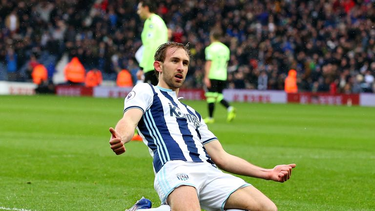 West Brom's Dawson signs new three-year contract