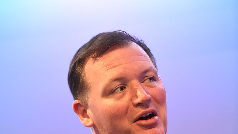 DCMS chair Damian Collins was unsatisfied by Coe's answers to the committee