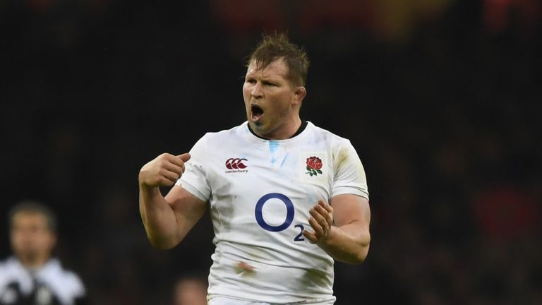 Dylan Hartley has been backed by coach Eddie Jones to continue leading England