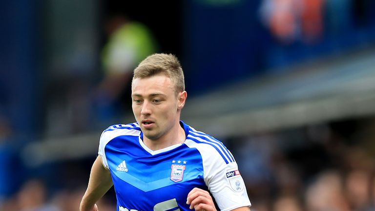 Freddie Sears scored for Ipswich