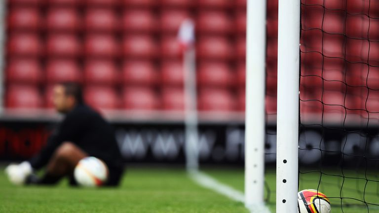 Goal-line technology is set to be introduced in the Sky Bet Championship