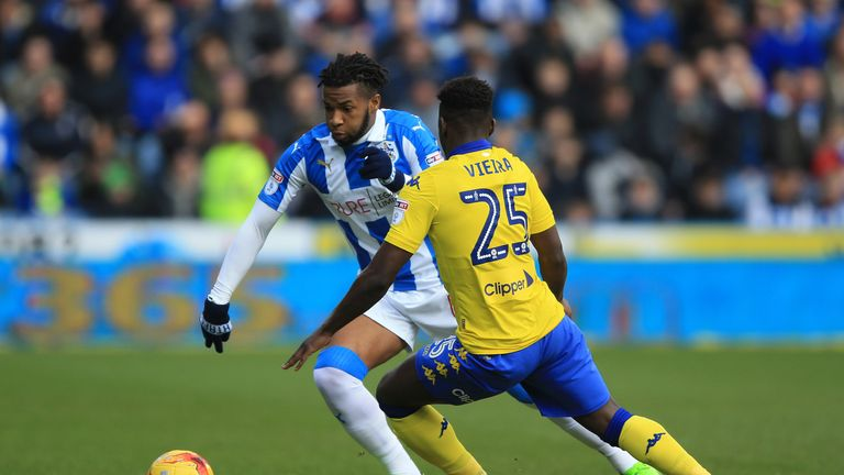 Kasey Palmer back with Huddersfield on season-long loan from Chelsea