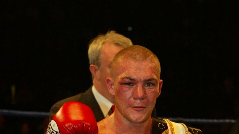 Jamie Moore never got the chance to box in the 'cauldron' of York Hall