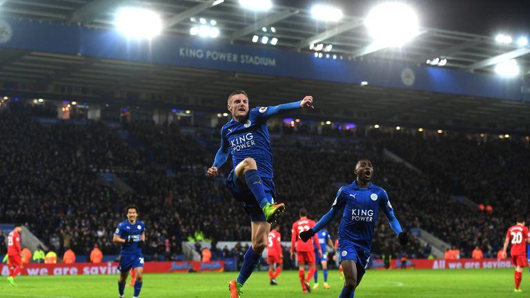 Tokeo la picha la Leicester City 3-1 liverpool - sky sports
