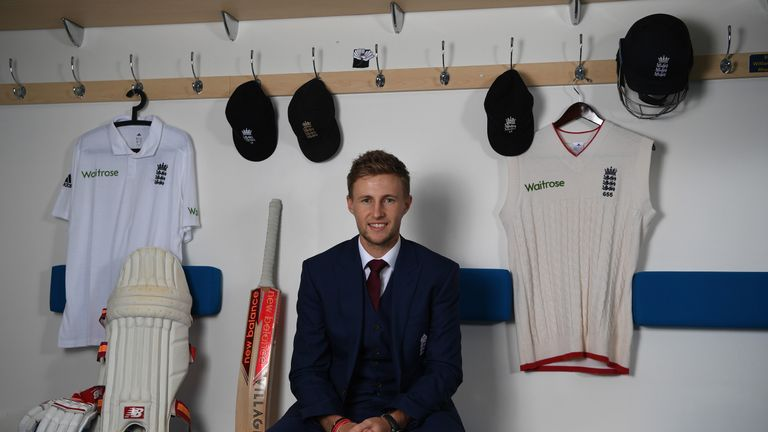 "Flintoff says Joe Root was ""the obvious candidate"" to take over as England Test captain"