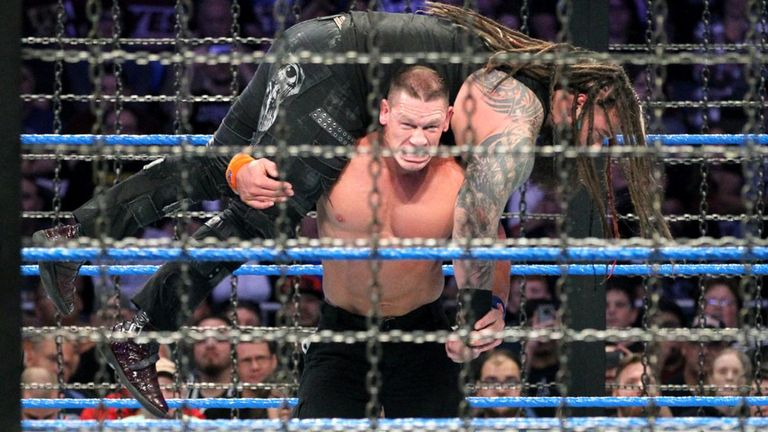 WWE wise not to rush the Bray Wyatt-Randy Orton split