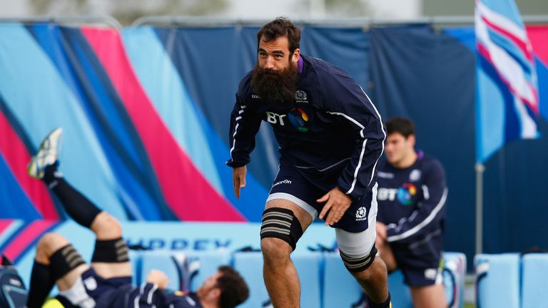 Josh Strauss faces a long spell on the sidelines
