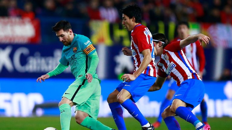 Copa del Rey: Atletico, Barcelona to face off in semifinal 2nd leg