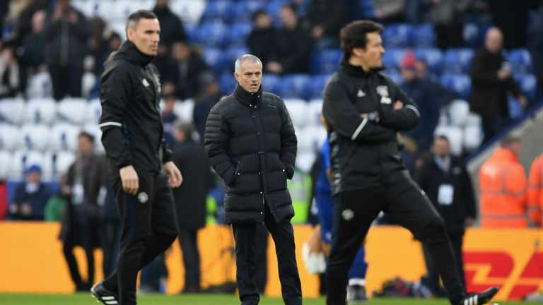 Gary Neville labelled Jose Mourinho 'proactive' following the Manchester United manager's decision