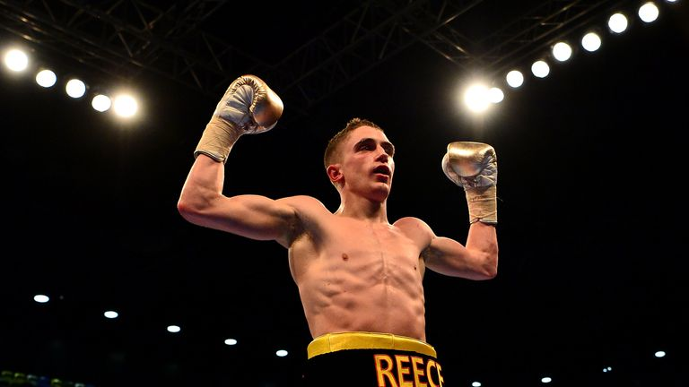 Reece Bellotti will be targeting his ninth victory at York Hall next month