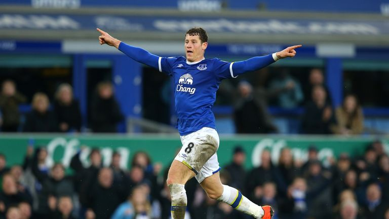 Ross Barkley has found form in a new role