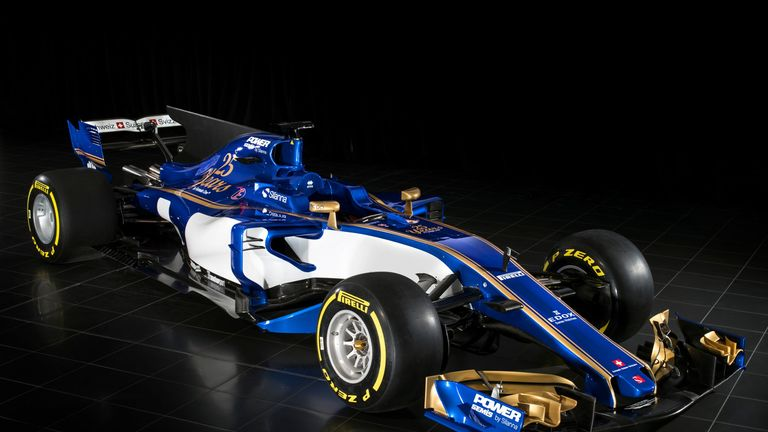 Sauber: New auto unveiled for 2017 season