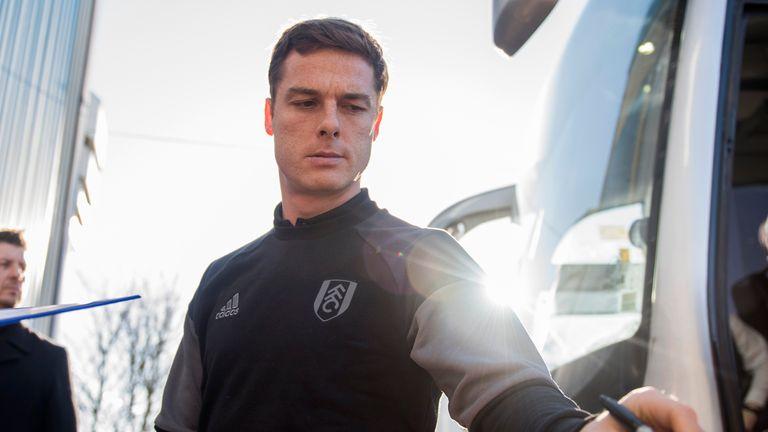 Scott Parker: Set to miss Wolves clash