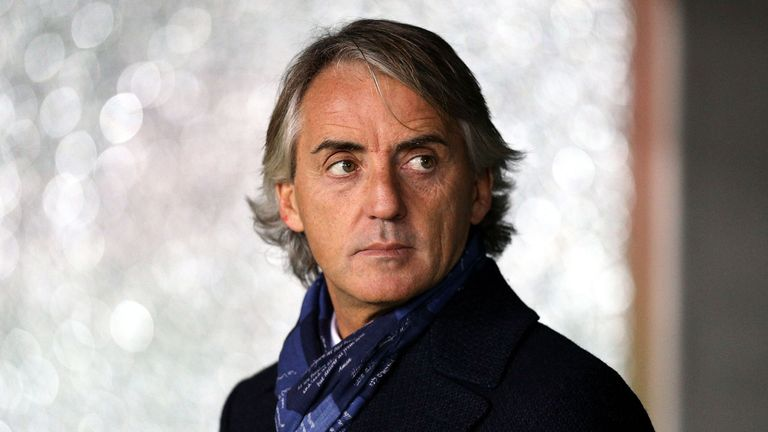 Roberto Mancini appointed Zenit St Petersburg coach