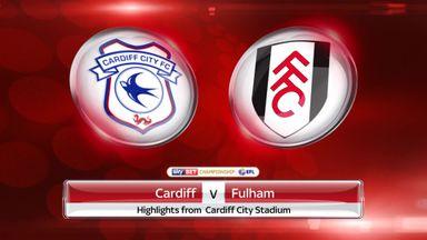 Cardiff 2-2 Fulham