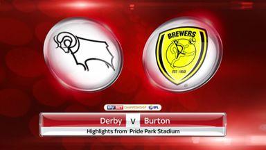 Derby 0-0 Burton