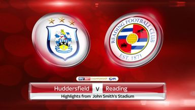 Huddersfield 1-0 Reading