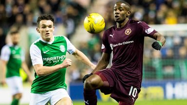 Hibs have knocked Hearts out of the Scottish Cup in the past two seasons