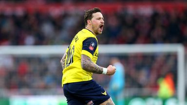 Chris Maguire: Bury move completed