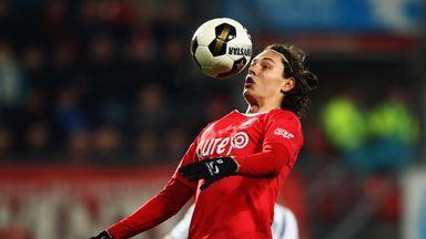 Enes Unal netted for FC Twente
