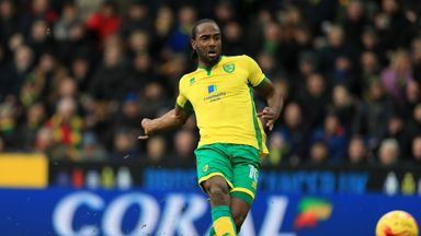 Cameron Jerome scored just one goal in 15 Sky Bet Championship appearances for Norwich City this season