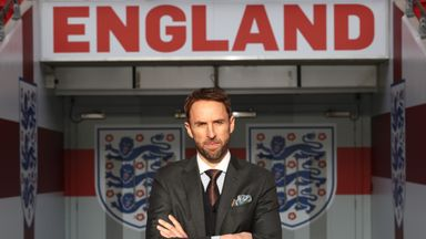 Gareth Southgate was unveiled as the new England boss in December