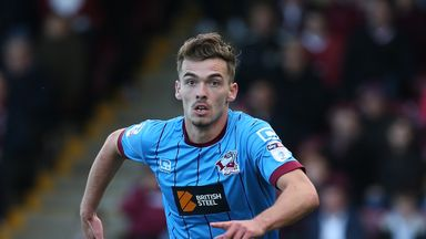 Harry Toffolo: Returns from suspension