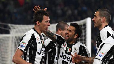 Juventus face Napoli in the Coppa Italia semi-final