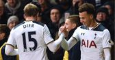 Poch: Alli happy at Spurs