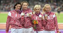Russia stripped of London silver