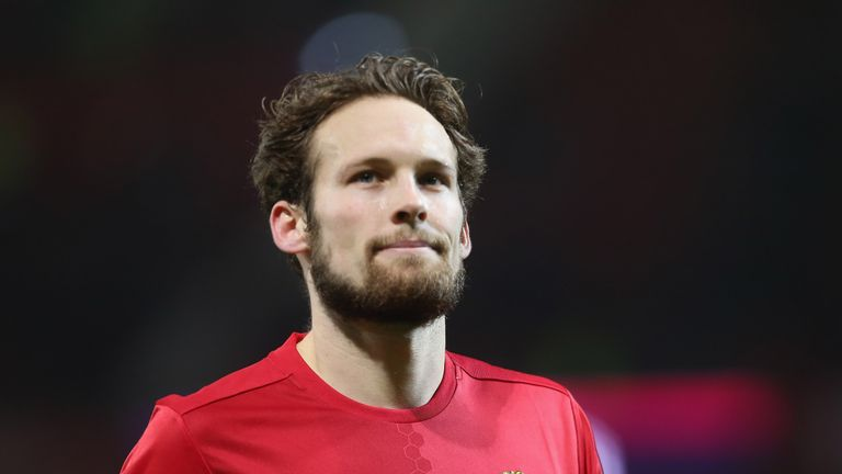 Daley Blind could leave Manchester United at the end of the season, according to reports
