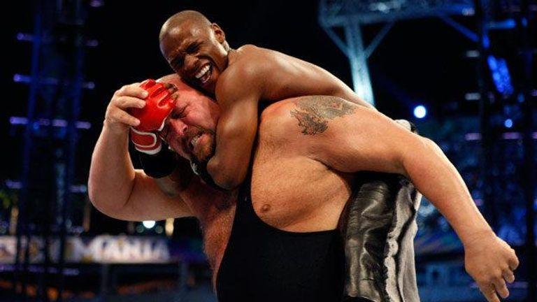 WrestleMania 24 - Big Show v Floyd Mayweather