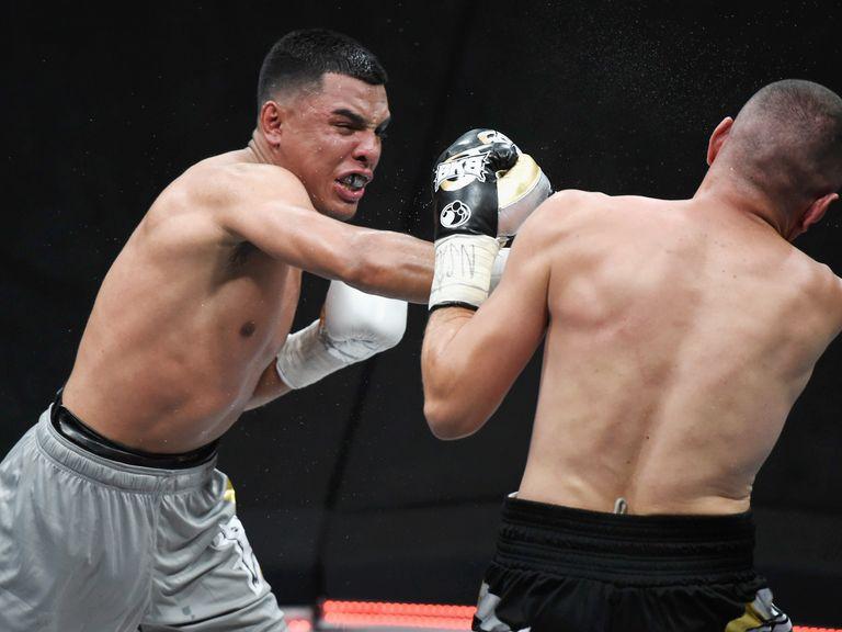 Adrian Granados: Was a former sparring partner of Broner