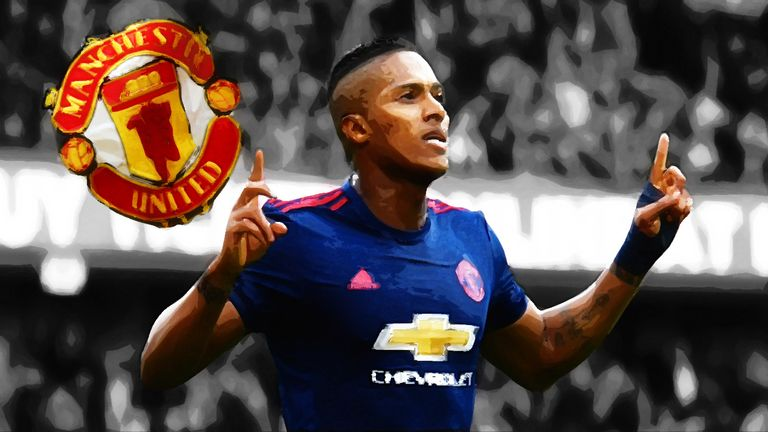 Antonio Valencia has been in fine form for Manchester United at right-back