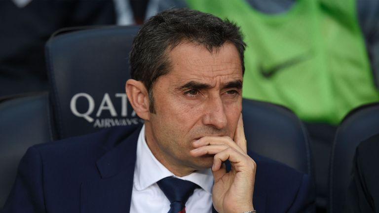 Is Athletic Bilbao boss Ernesto Valverde the right man for the Barcelona hot seat?