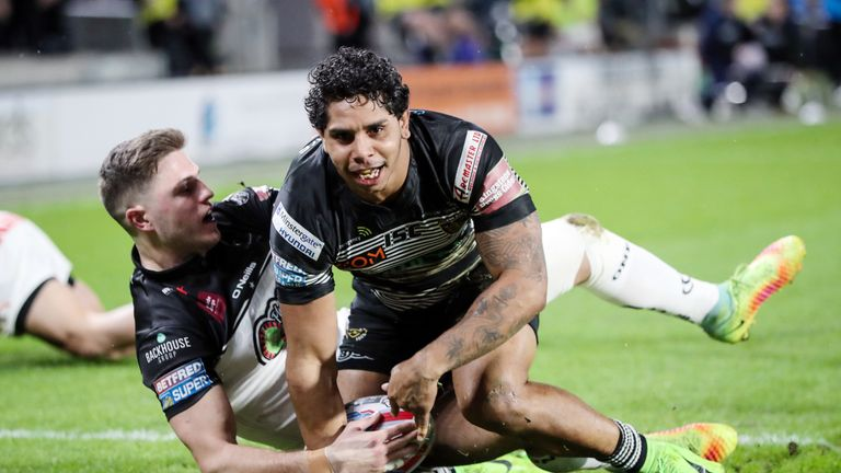 Albert Kelly has impressed since joining Hull FC from city rivals Hull KR