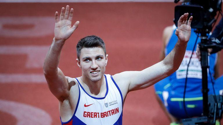 Muir breaks 32-year-old European Indoor Championship record in Belgrade