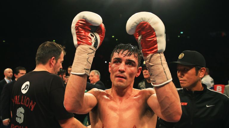 Anthony Crolla listened to trainer Joe Gallagher's advice after loss to Jorge Linares