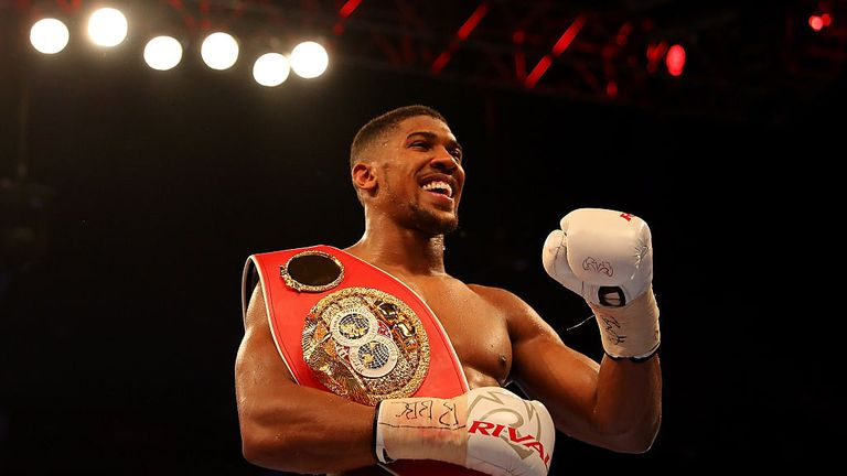 Klitschko to use Joshua sessions as homework
