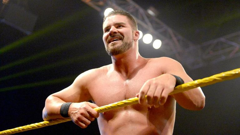 The smile on Bobby Roode's face didn't last long on NXT