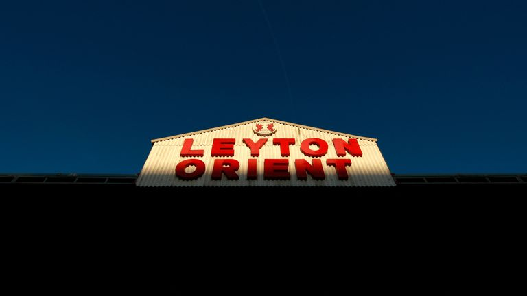 The sun could set on Leyton Orient unless they settle their unpaid tax bill