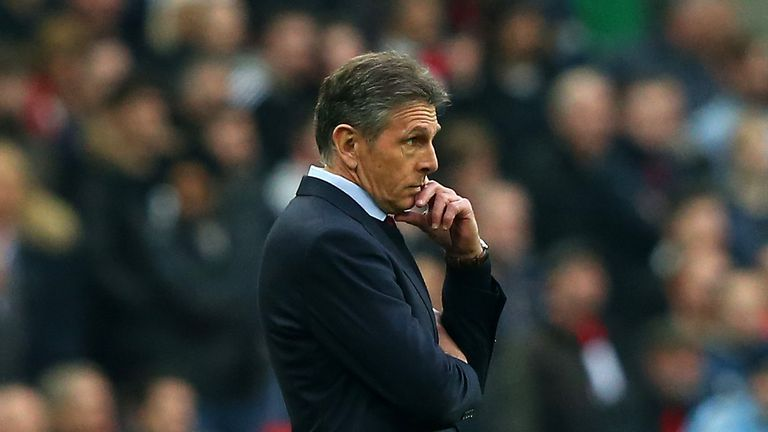 Will Puel be manager of Southampton next season?