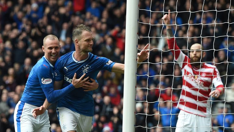Clint Hill and Kenny Miller are both out of contract this summer