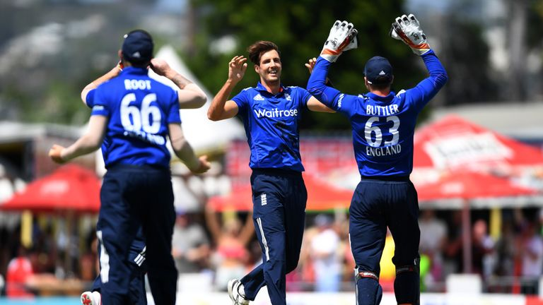 Steven Finn returned to the England ODI team on the tour of the West Indies