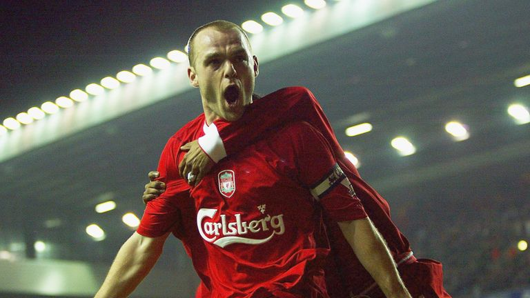 Danny Murphy is in the studio - and you can meet him