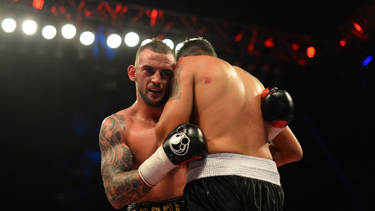 The Scotsman picked up his third straight win since defeat to George Groves
