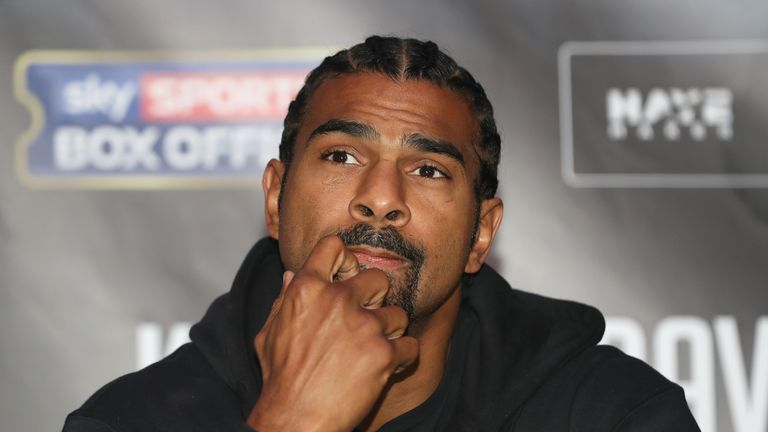 David Haye expects to be back in the ring later this year